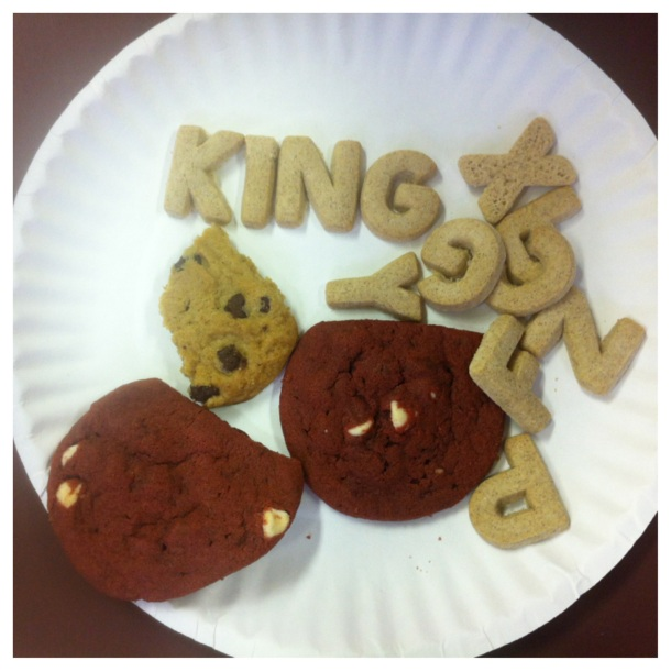 King in Cookies