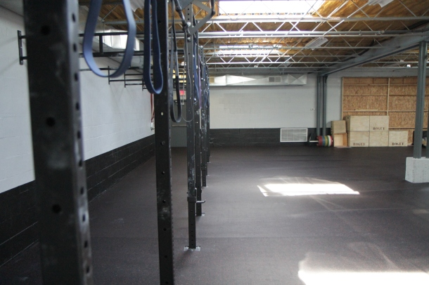 Picture of the gym